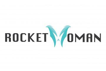 Rocket Woman Phoenix Rebirth Birds Planes