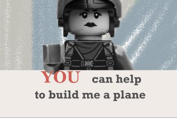 you can help to build me a plane